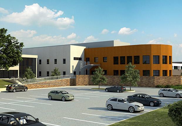Pennsylvania Biotechnology Center expansion